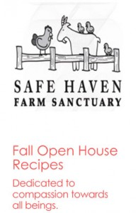 2013 Open House Recipes